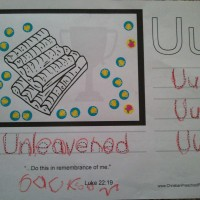 "The Letter ""U"""