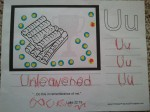 U stands for Unleavened