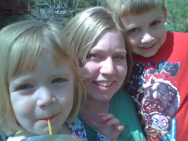 Me and my kiddos