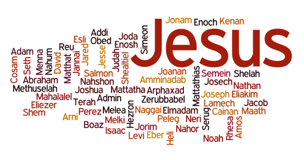 The Ancestors of Jesus