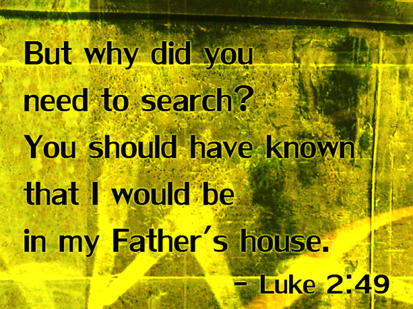 Luke 2:49