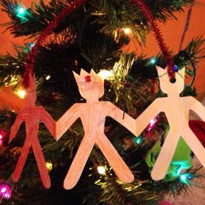 Wisemen ornament